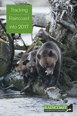 Tracking Raincoast into 2017 Cover