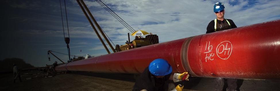 Enbridge Wapaisoo Pipeline Project.