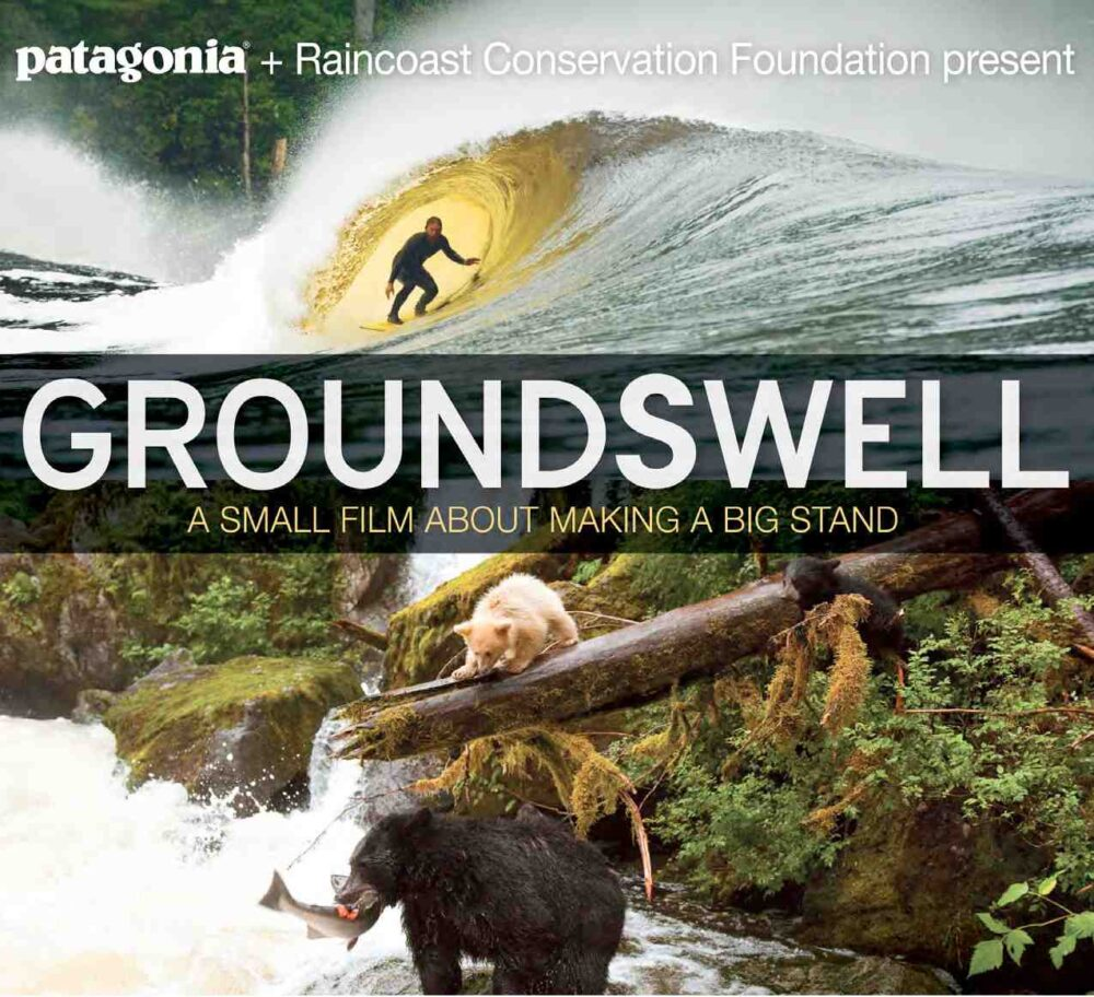 Global TV features Groundswell