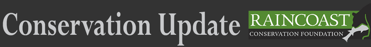 Conservation Update Top Banner