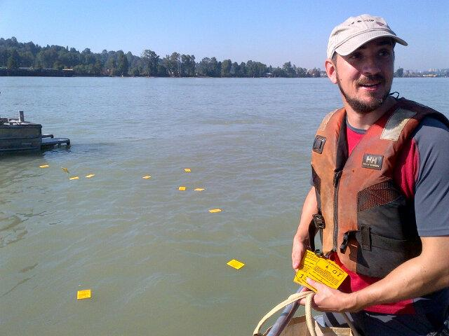 Organizers of oil spill simulation ask for help from B.C. residents