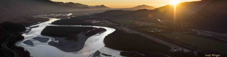 Flood control structures in tidal creeks, sloughs harm fish in lower Fraser River