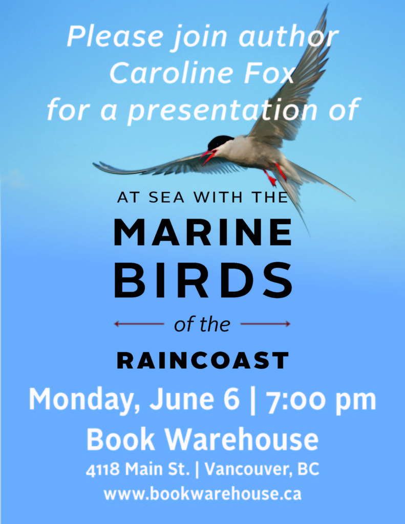Marine Birds Event Poster Book Warehouse