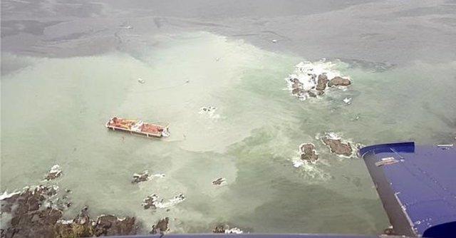 We're nowhere near a 'world class oil spill response'