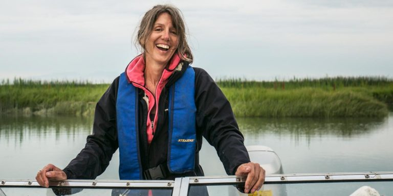 Misty MacDuffee explains why Southern Resident killer whales are threatened by industrialization of the Salish Sea