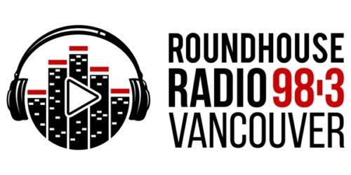 Roundhouse Radio 98.3 Vancouver, logo