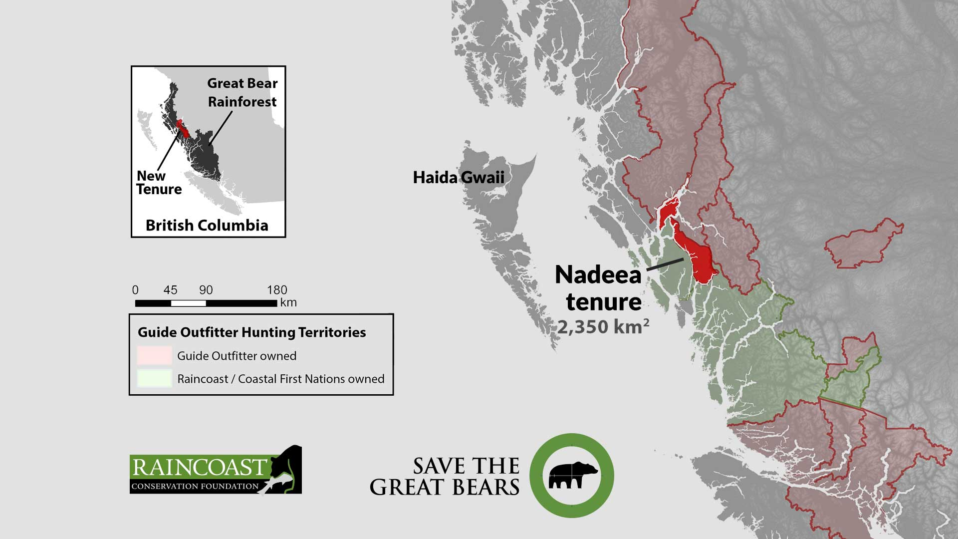 A map of the tenure, Nadeea, that we have an agreement to purchase.