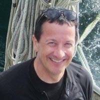 Chris Genovali, executive director of Raincoast Conservation Foundation