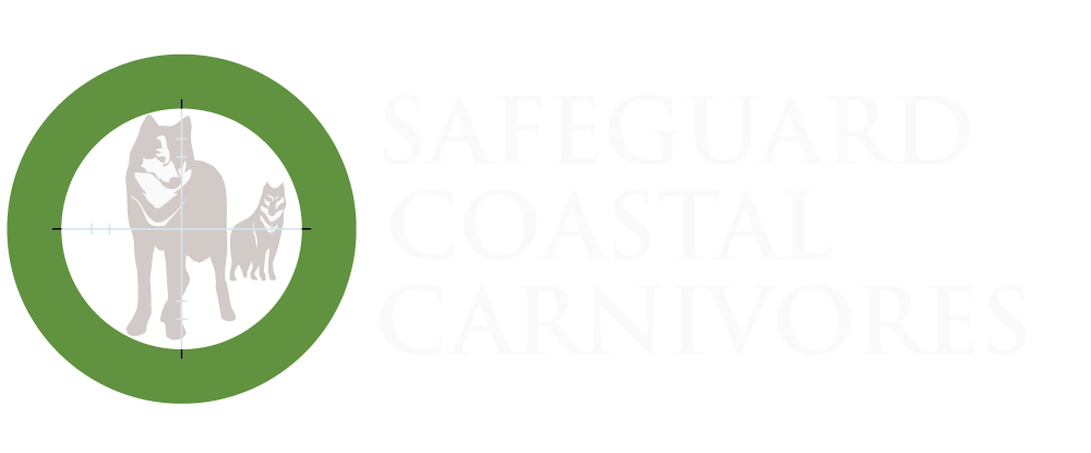Safeguard Coastal Carnivores, logo