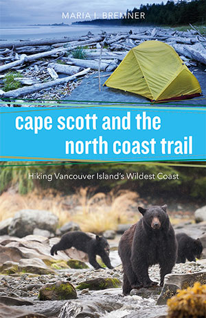 Cape Scott and the North Coast Trail, book cover