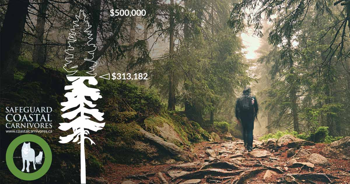 The Sitka donation-o-meter is at $313,000!
