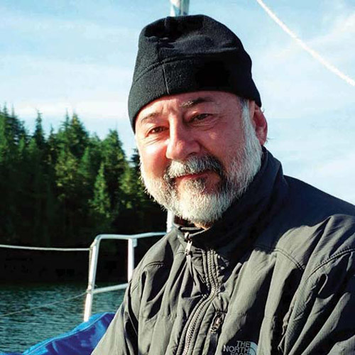 Paul Paquet, Senior Raincoast Scientist