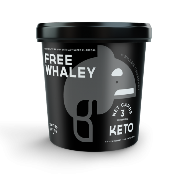 Free Whaley, Killer Creamery ice cream