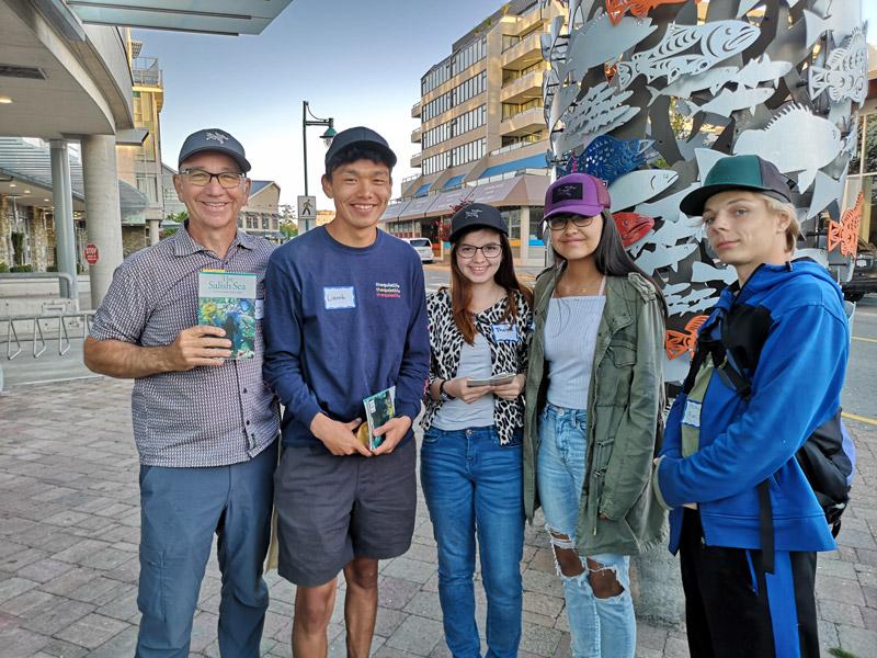 Salish Sea Emerging Stewards