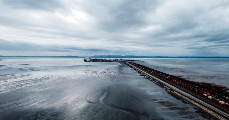 Terminal 2 expansion threatens the Fraser estuary
