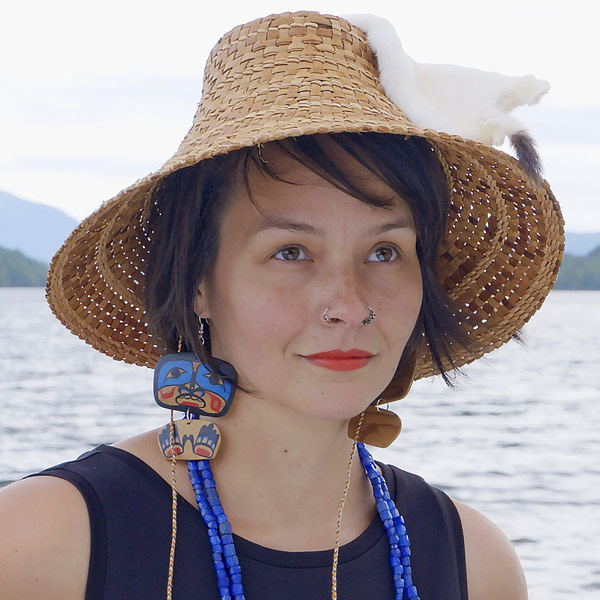 Jess Housty is a citizen of the Heiltsuk Nation.