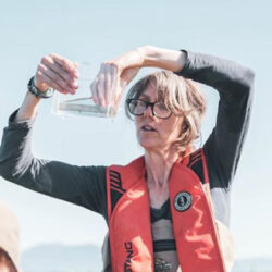 Misty MacDuffee is a biologist and Wild Salmon Program Director