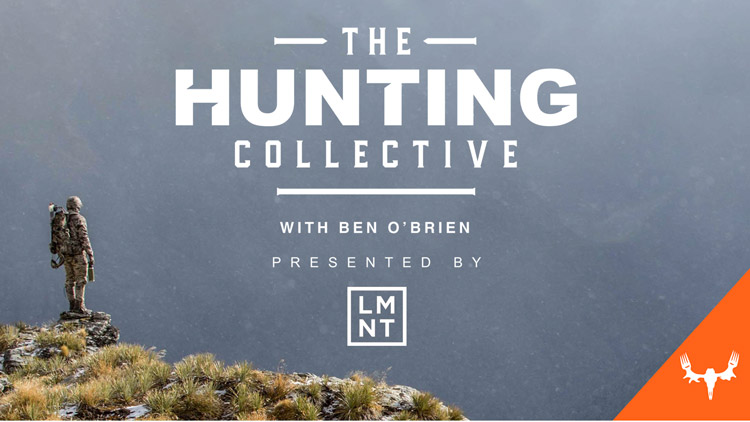 The Hunting Collective, podcast.