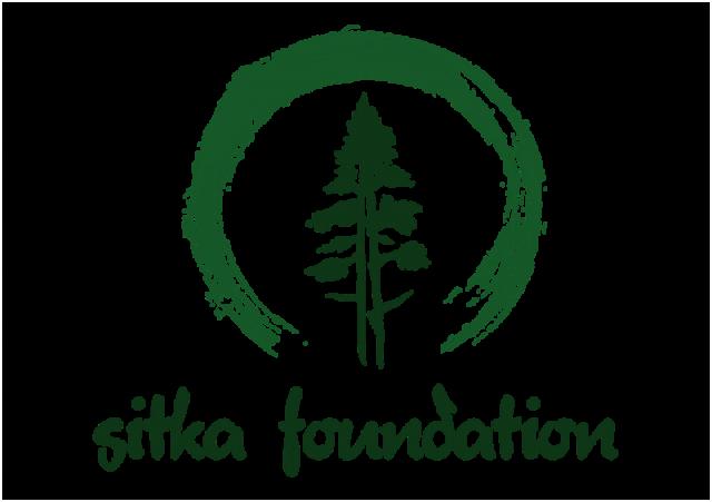 Sitka Foundation logo.