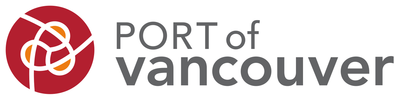 Port of Vancouver logo.